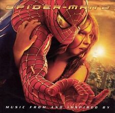 Spider-Man 2 [Original Soundtrack] by Danny Elfman (CD, Jun-2004, Sony Music Dis