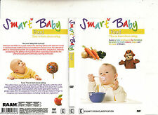 Smart Baby-Food:Time To Learn About Eating-Baby RAAM-DVD