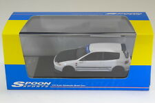 Hi-Story 1/43 SPOON Honda Civic SiR-2 EG6 Frost White #HS140 WH