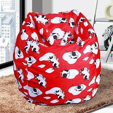 Unisex Newest BeanBag Indoor Bean Bag Sofa Lounge Chair Free Shipping Gift