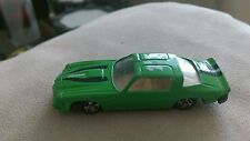 Vintage Diecast Unknown Maker Toy car Green #25 Sports Vehicle Collector rare