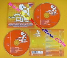 CD Compilation For DJs Only 2005/01 982 731-3 DAVID MORALES no lp vhs dvd(C23)