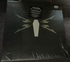Death Magnetic [LP] by Metallica (Vinyl, Sep-2008, 5 Discs) Limited Edition