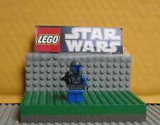 """STAR WARS LEGO LOT  MINIFIGURE--MINIFIG  """"  MANDALORIAN   W/GUN   """""""