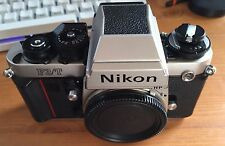 Nikon F3/T 35mm SLR Film Camera Body Only **Champagne** EXC ++