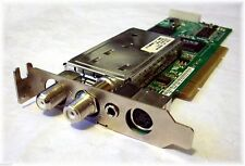 GOOD Tested HP Asus Fennec ATSC NTSC TV Tuner Low Profile PCI Card 5188-7344