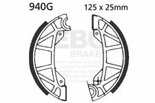 FIT ACCOSSATO  CE 80/125 Cross/Enduro H 20 84  EBC FRONT GROOVED BRAKE SHOES