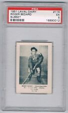 1952 Laval Dairy Subset Hockey Card Shawinigan Falls Roger Bedard Graded PSA 5