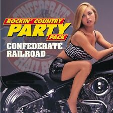 CONFEDERATE RAILROAD : Rockin Country Party Pack - CD New Sealed