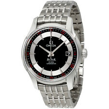 Omega DeVille Hour Vision Automatic Mens Watch 431.30.41.21.01.001