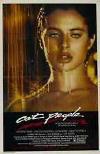 Cat People 1982 Poster 05 A3 Box Canvas Print