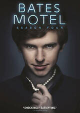Bates Motel: Fourth Season 4 (DVD, 2016, 3-Disc Set)