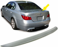 5ER BMW E60 Limousine 03-10  HECK SPOILER LIPPE M5 LOOK