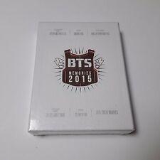 BTS Memories of 2015 Concert DVD Photobook Digipak K-POP Bangtan Boys Idol group
