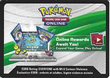POKEMON: ONLINE CODE CARD FROM THE 2015 MEGA ABSOL EX PREMIUM COLLECTORS BOX