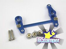 ALUMINUM STEERING ASSEMBLY B TAMIYA TA01 TA02 TA 01 02 BEARING ALLOY