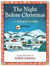 The Night Before Christmas by Clement C. Moore (2010, Board Book)