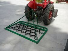 HAYES TRACTOR PASTURE HARROWS 6 1/2 FT - 3 POINT LINKAGE (3PL )