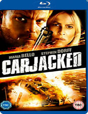CARJACKED - BLU-RAY - REGION B UK
