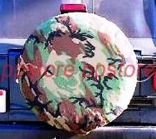 "SPARE TIRE COVER 29.5""-31.7"" new amigo Camo P dc3174651p"