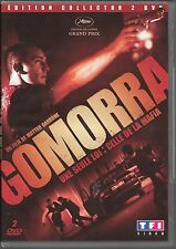 2 DVD ZONE 2 COLLECTOR--GOMORRA--MATTEO GARRONE