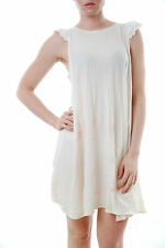 Wildfox Women's Swallows Wildflower Dress Lace Sleeves Lace Size S BCF510
