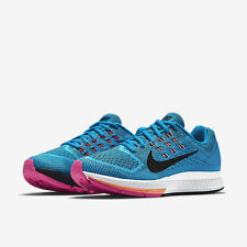 Nike Air Zoom Structure 18 Womens Running Shoes 9.5 Blue Lagoon Pink 683737 406