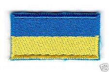 Ukraine Ukrainian Flag Military Army Patch Embroidered Emblem