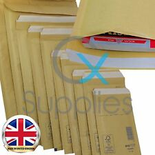 50 Arofol Gold Padded Bubble Envelopes Bags 180x265mm AR4 JL1 D/1 Small