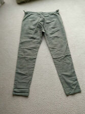"""Radial Bike Trouser by Barbour Colour Olive Size 40"""" Regular Brand New Original"""