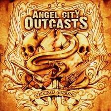 ANGEL CITY OUTCASTS Deadrose Junction LP . punk social distortion dropkick murph