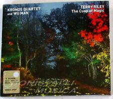 KRONOS QUARTET & WU MAN - TERRY RILEY THE CUSP OF MAGIC - CD Sigillato