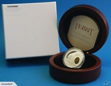 NZ: 2014 THE HOBBIT, THE BATTLE OF 5 ARMIES, 1 OZ SILVER PROOF $1 COIN