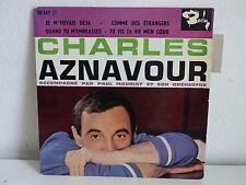 CHARLES AZNAVOUR Je m'voyais déjà 70357