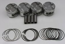 Nippon Racing GSR USDM P72 Pistons NPR Rings B18C1 B18C5 GSR GS-R 81mm STD HOT