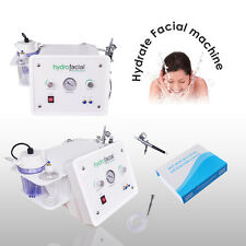 New 3in1 Microdermabrasion Hydrate Facial Skin Rejuvenation Anti Aging Machine