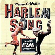 George C. Wolfe's Harlem Song Original Apollo Theater Cast Recording NEW Sealed