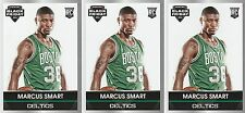 2014 Panini Black Friday Marcus Smart Rookie #14 3 Card Lot NM Condition