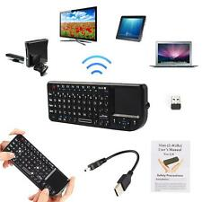 Practical 2.4G Mini Wireless Keyboard Mouse Touchpad For PC Android Smart TV BOX
