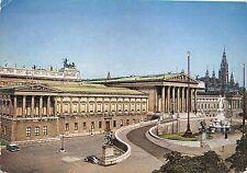 B31882 Wien Parlament im Hintergrund das Rathaus   austria