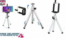 Mini Rotatable Tripod Stand Holder For Camera Mobile Phone Samsung iPhone Sony