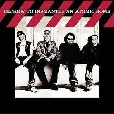U2 - How to Dismantle an Atomic Bomb.  CD 2004 Rock & Pop Album (Island) 2000s