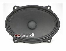 Massive Audio M57C 5x7, 6x8 Midrange Close Basket  Speakers (PAIR)