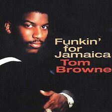 Tom Browne Funkin' for Jamaica: Best of by Tom Browne (CD, Mar-1998, Camden)