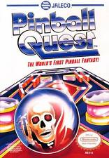Pinball Quest NES Great Condition Fast Shipping