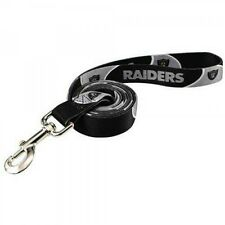 "NFL Oakland Raiders, Premium Pet - Dog Leash, NEW (3/4"" x 72"")"
