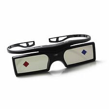 2PCS Active Shutter 3D Glasse for ALL DLP-Link Projectors SONY OPTOMA