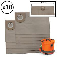 10 Large capacity Dust Bags For Vax VCC-08 Commercial Vacuum Cleaner hoover