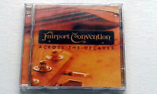 Fairport Convention - Across the Decades (2003) 2cd set