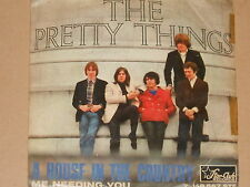 "THE PRETTY THINGS -A House In The Country- 7"" 45"